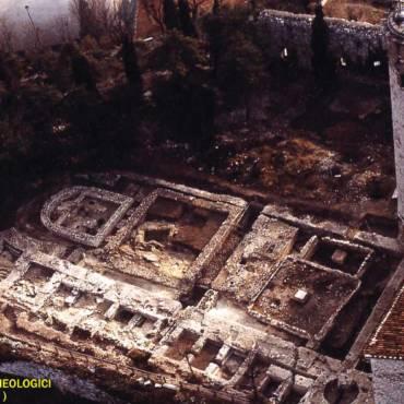 Il Mastio: La zona più  antica