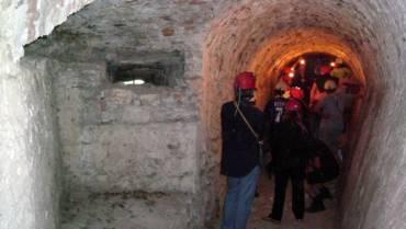 Castello di Brescia: I Bastioni