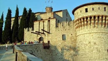 Castello di Brescia: Itinerario suggestivo