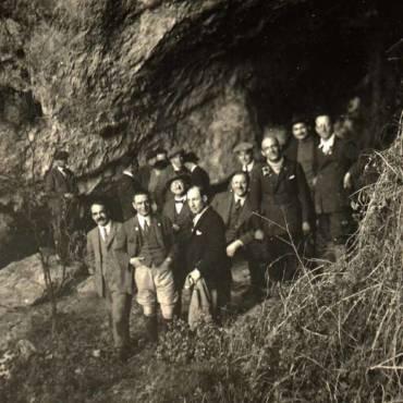 Speleologia prima del '900